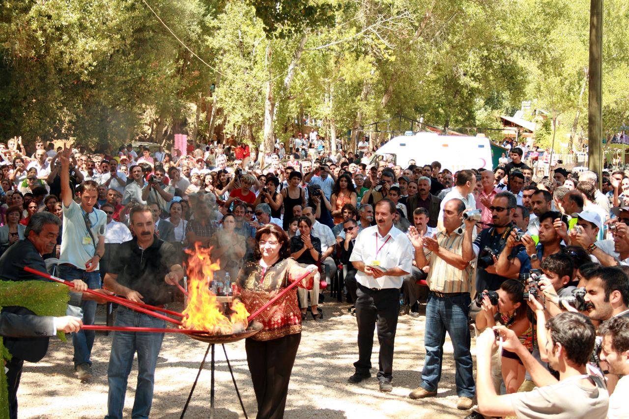 kültür festivalleri
