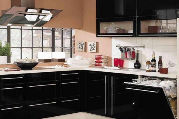 Mutfak Dolaplarıyla dekorasyon