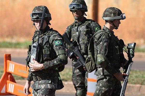 Brezilya Ordusu