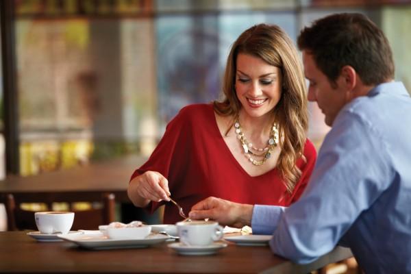 'Gönül Ne Kahve ister, Ne Kahvehane. Gönül Muhabbet İster, Kahve Bahane.'