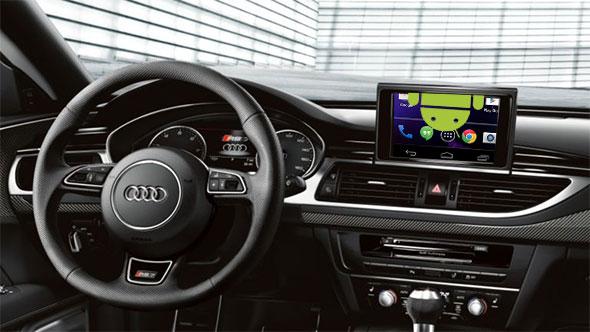 android otomobil teknoloji