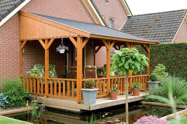 veranda modelleri
