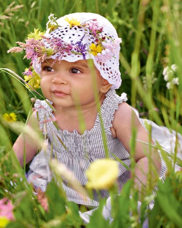 yaz bebek giyim