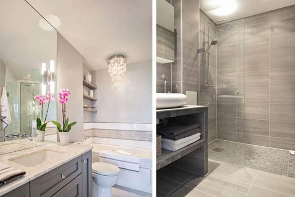 banyo dekor fikirleri