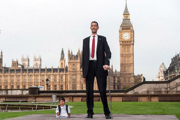 en uzun boylu adam