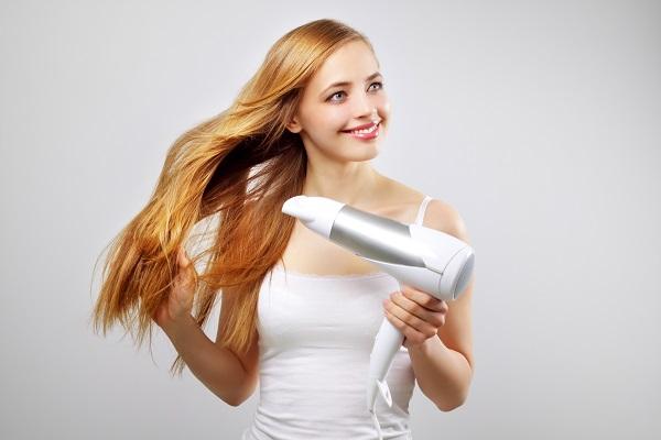 saç kurutmanın önemi