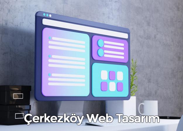 Çerkezköy web tasarım